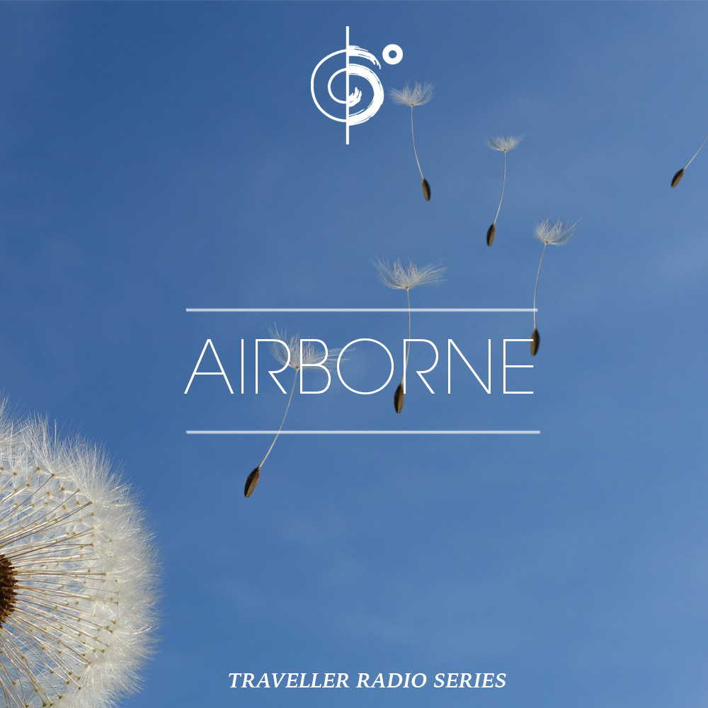 "Traveler Installment 383 – Traveler's ""Airborne"" Mix"