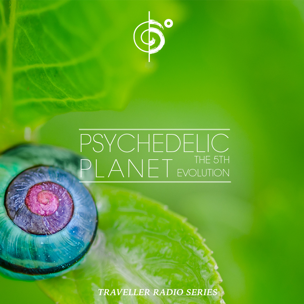 Traveler Installment 384 -Traveler's Psychedelic Planet (The Fifth Evolution)