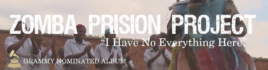 Zomba Prison Project Grammy Nom