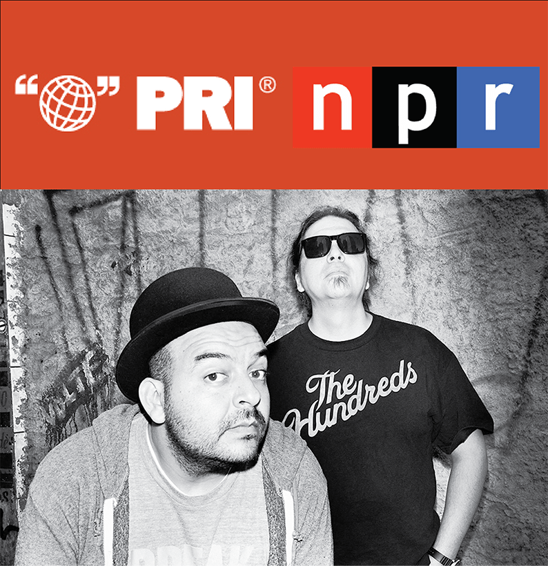 PRI – NPR Feature on Compass (Mexican Institute of Sound + Toy Selectah)