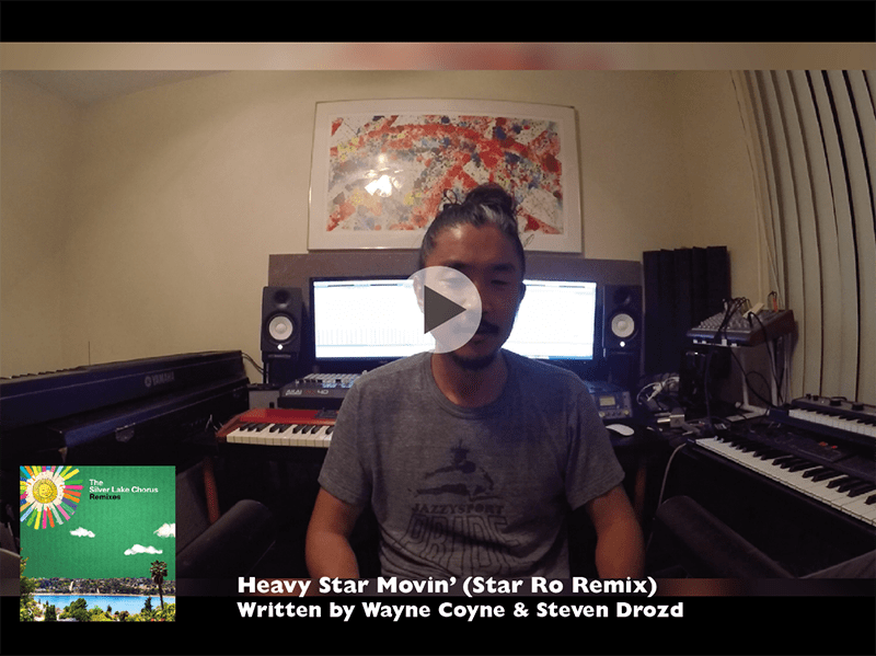 Meet the Remixers behind The Silver Lake Chorus Remixes album in this mini doc