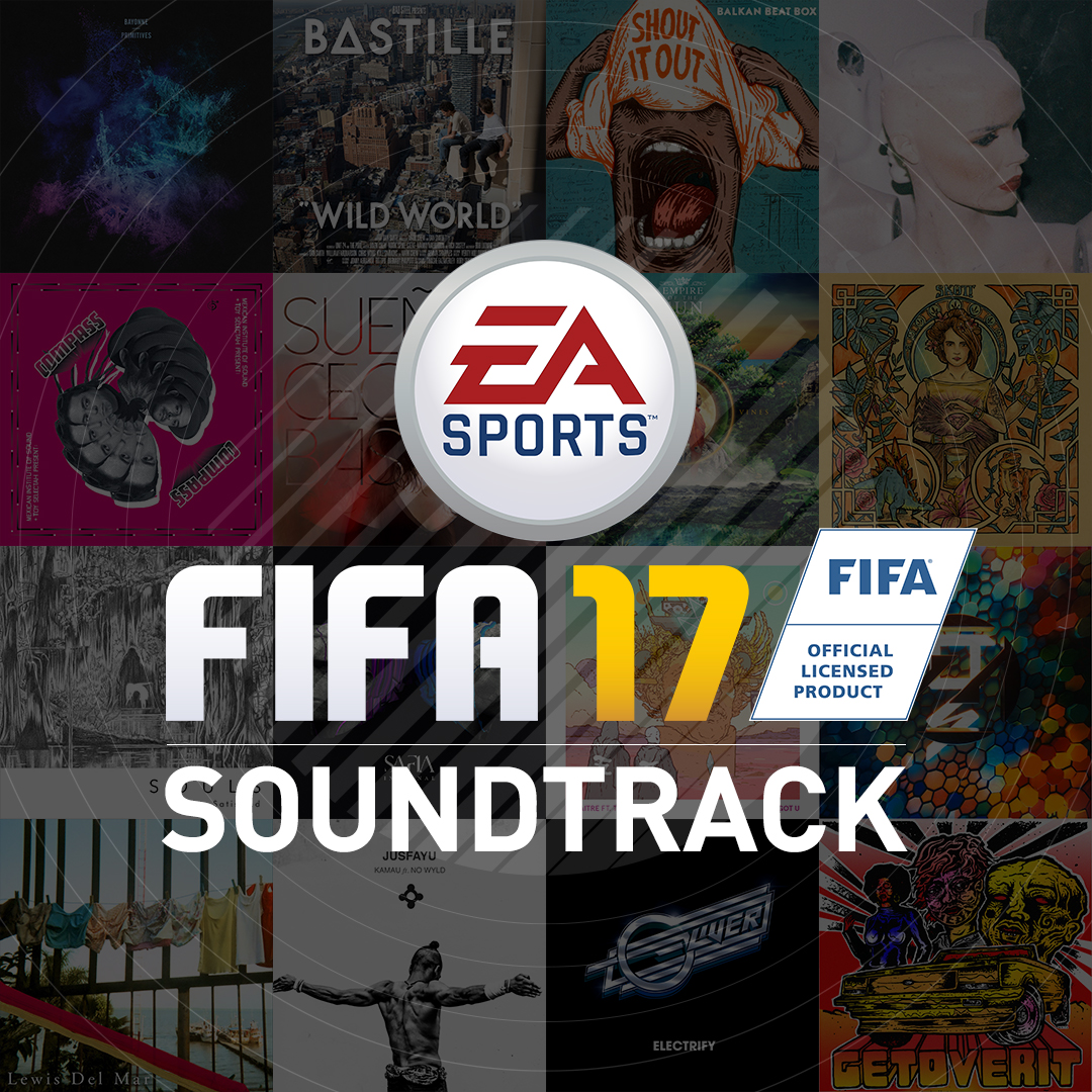 Compass featured in the new FIFA17 soundtrack to the popular game