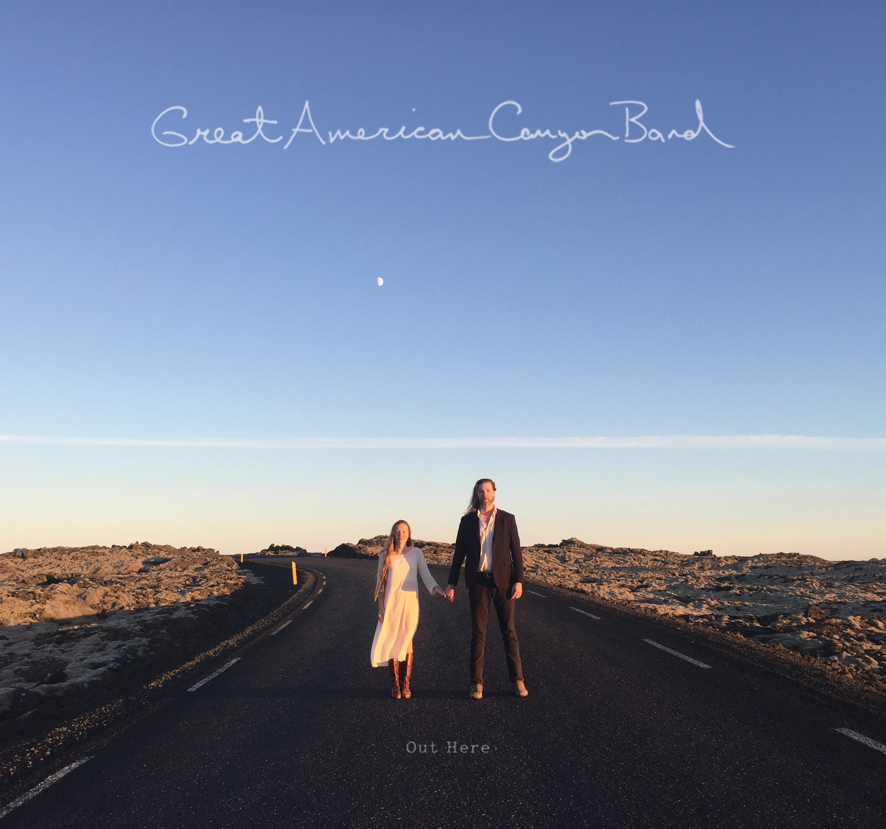 Great American Canyon Band – Out Here EP