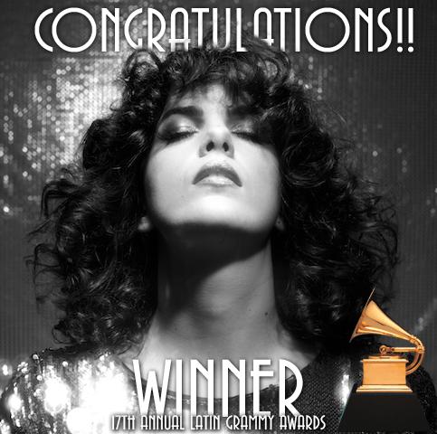 Céu just won two Latin Grammys!!