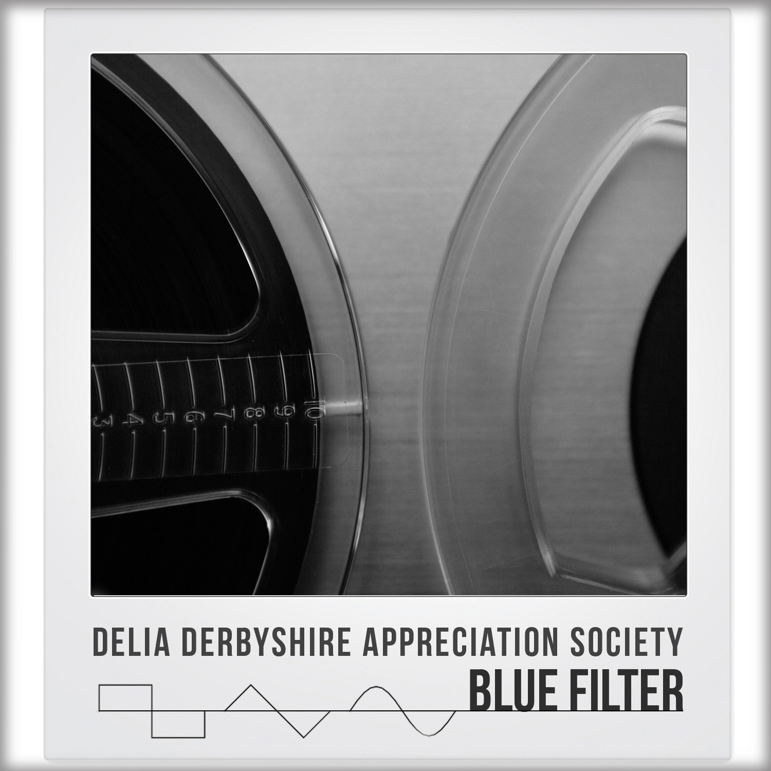 Delia Derbyshire Appreciation Society – Blue Filter
