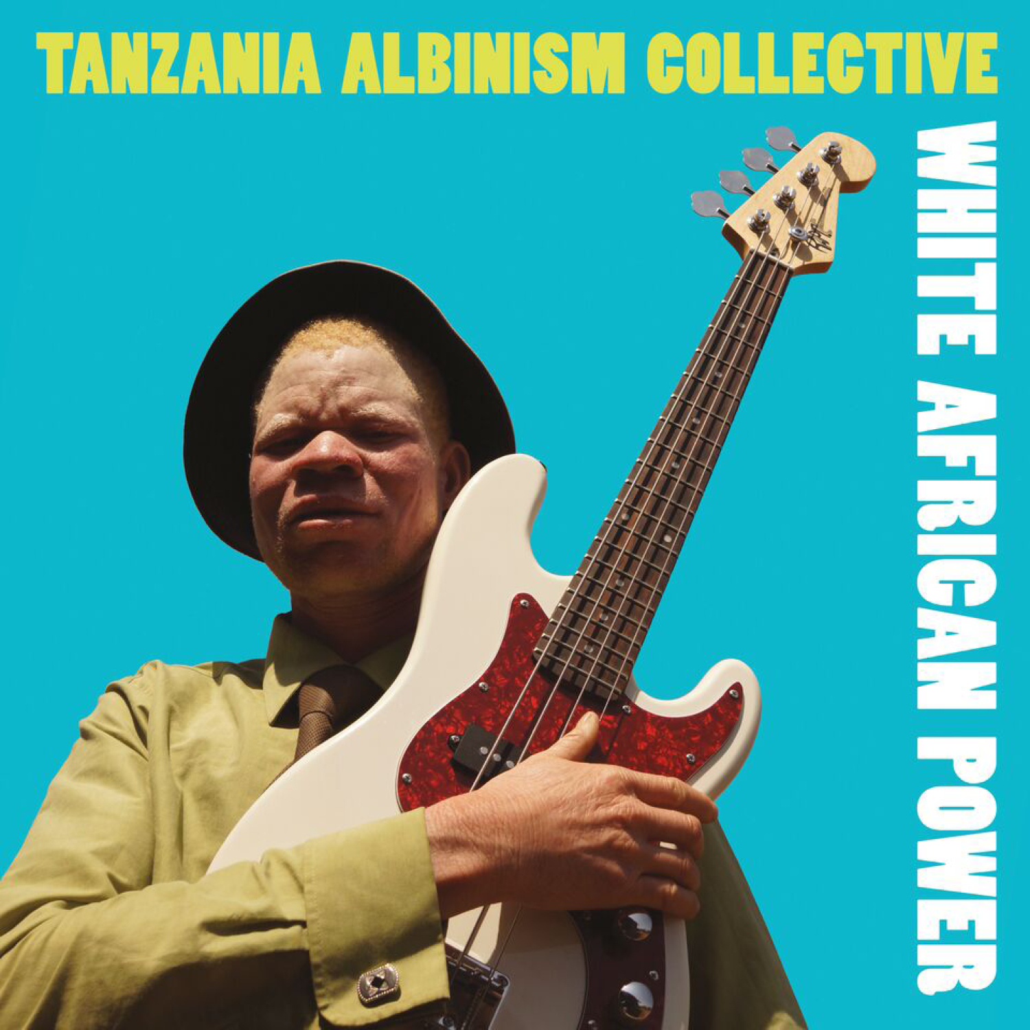 "Tanzania Albinism Collective ""White African Power"" OUT NOW"