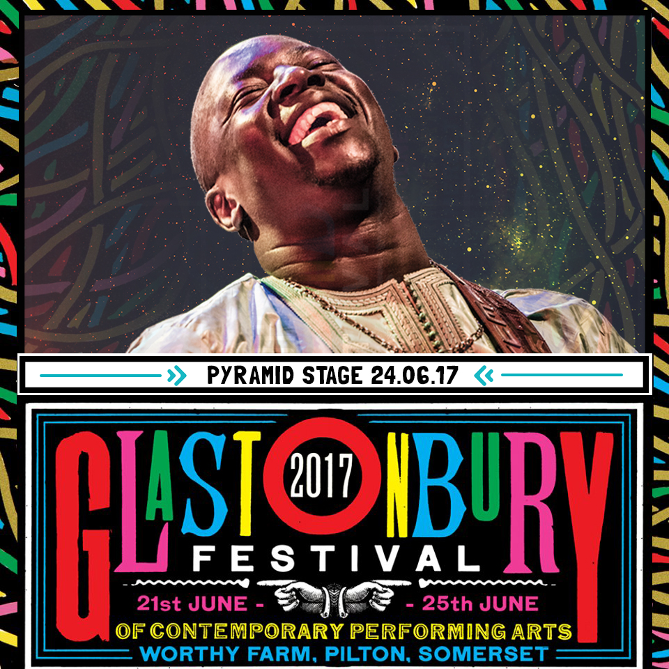 Vieux Farka Touré will play Glastonbury Festival