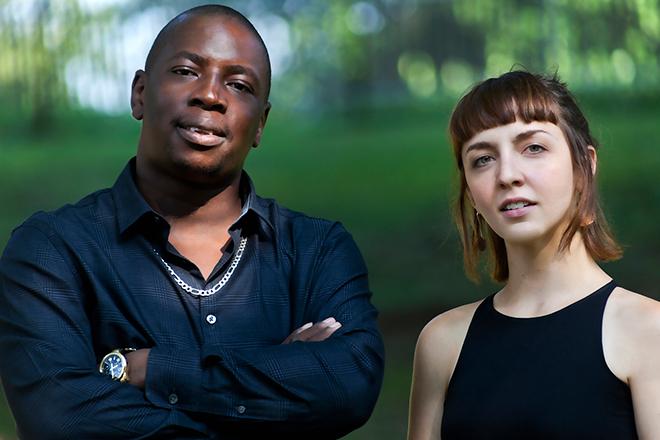 Vieux Farka Touré & Julia Easterlin