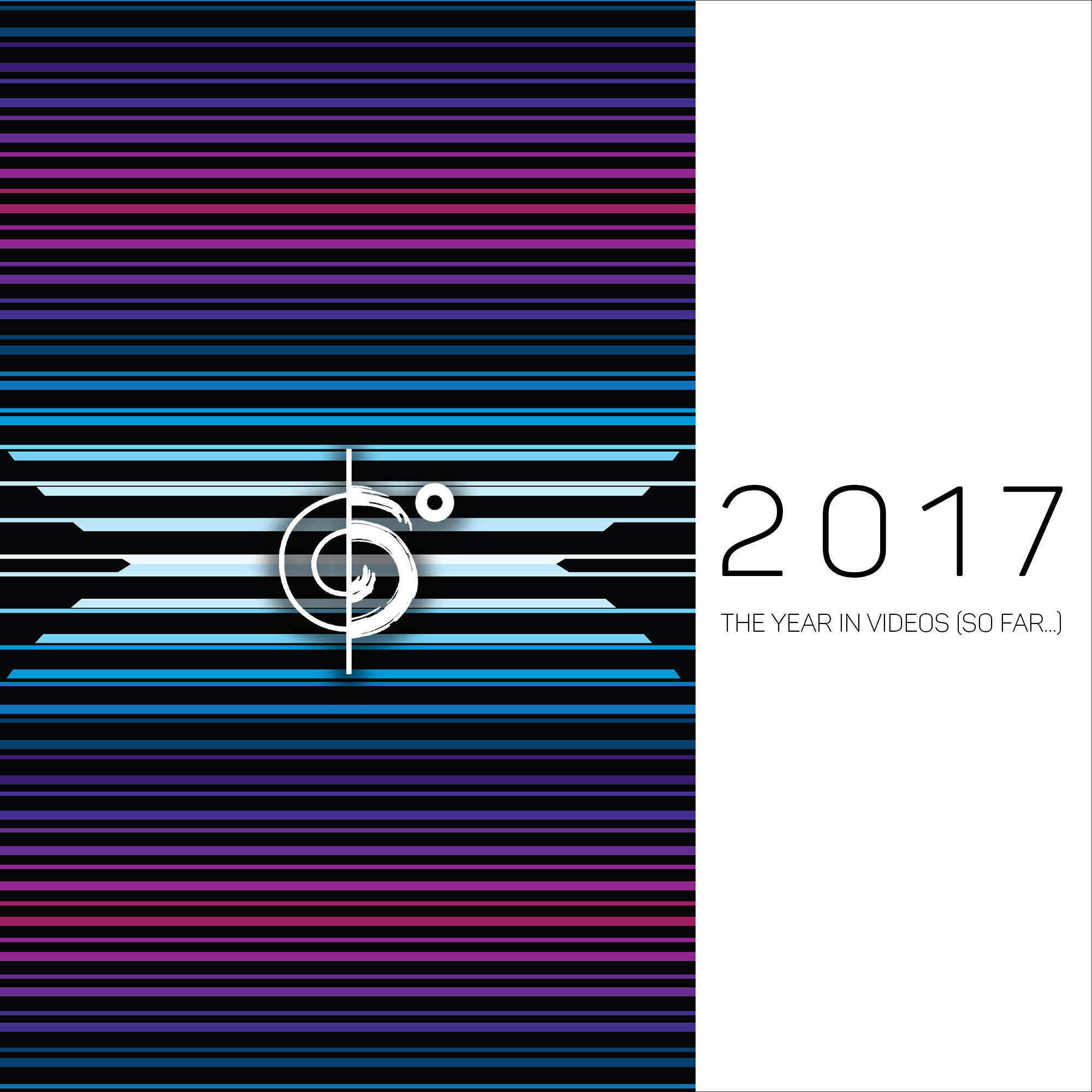 Six Degrees Records 2017: A Year in videos (so far…)
