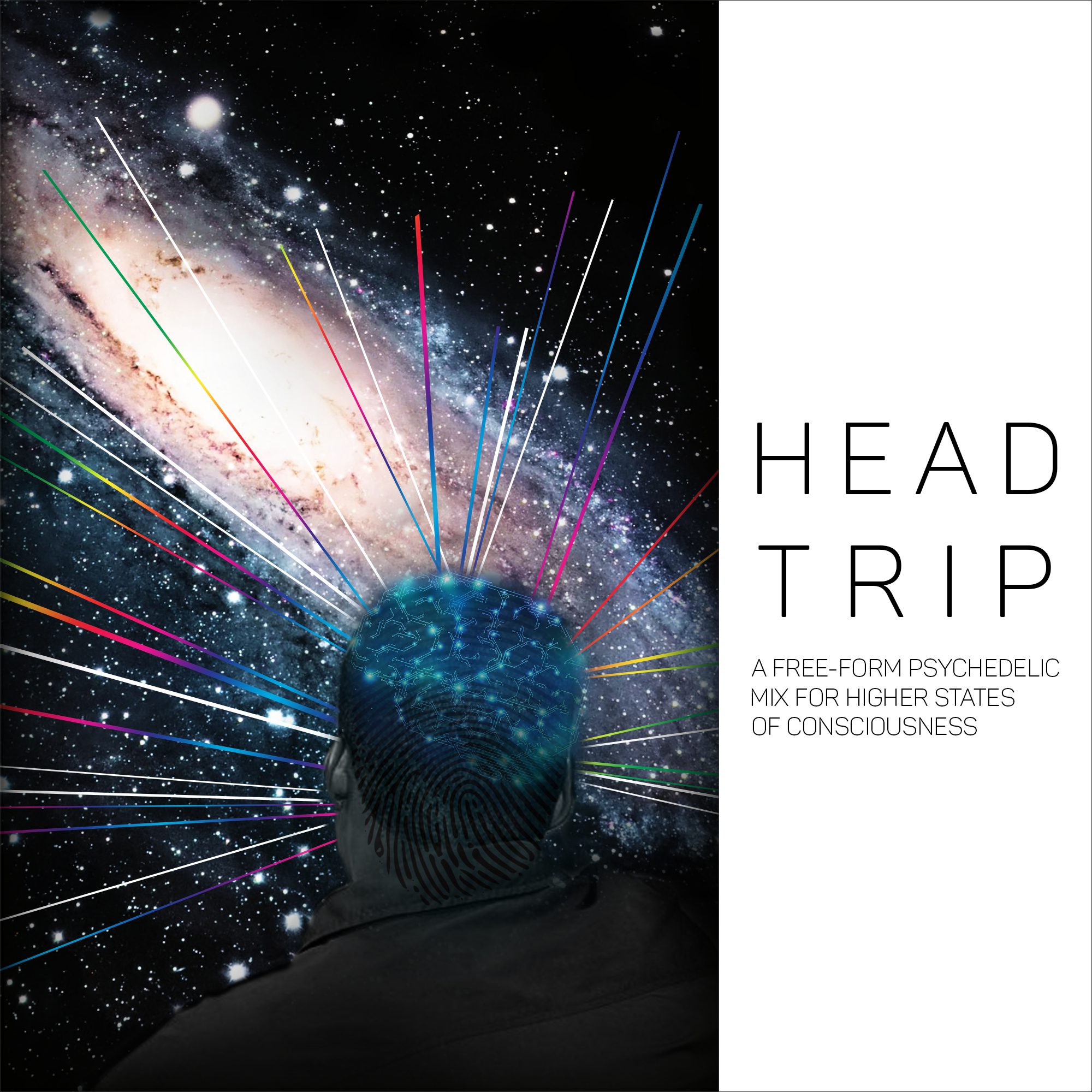Head Trip: A Free-Form, Psychedelic Mix for higher states of conconsciousness.