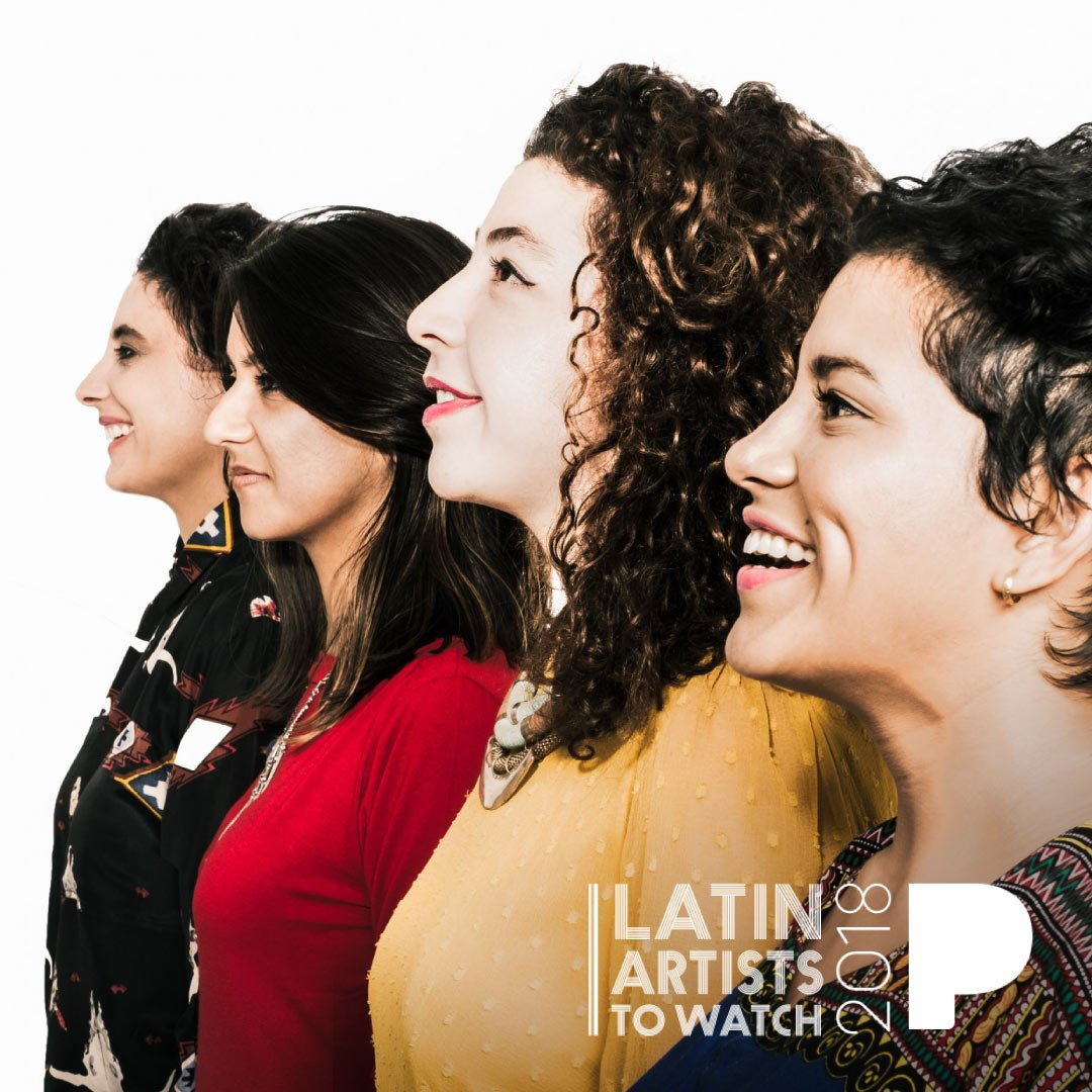 LADAMA get in the Artists to Watch list by Pandora