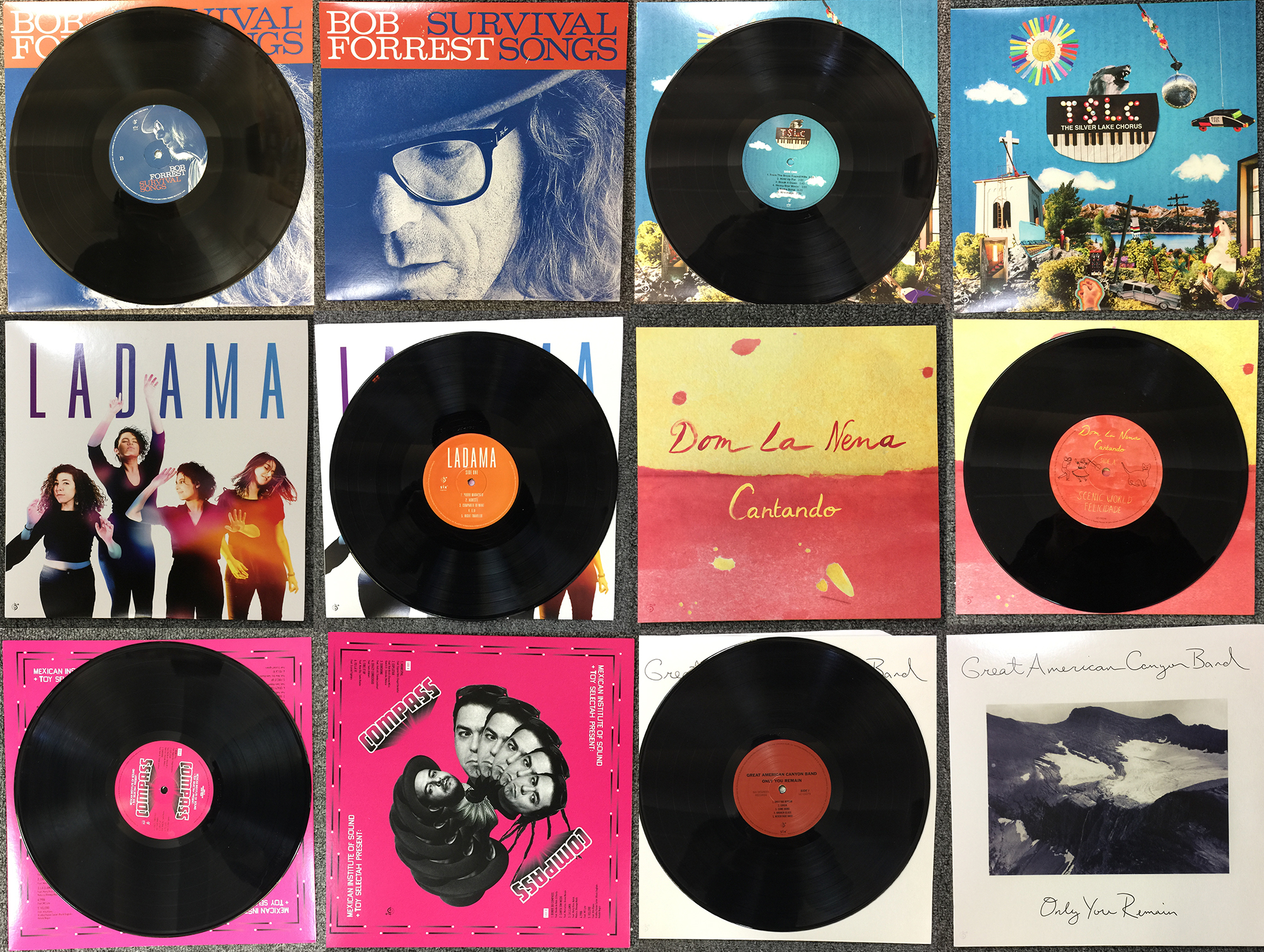 Our December sale includes all our Vinyl Catalog!