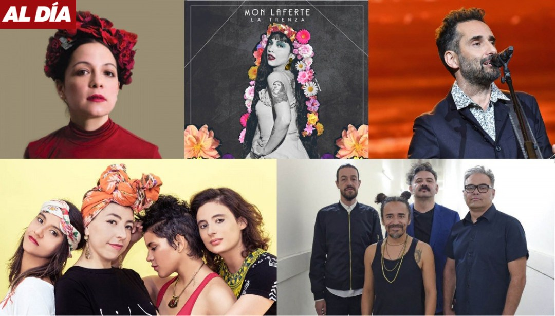 AL DIA includes LADAMA On their best of 2017 list