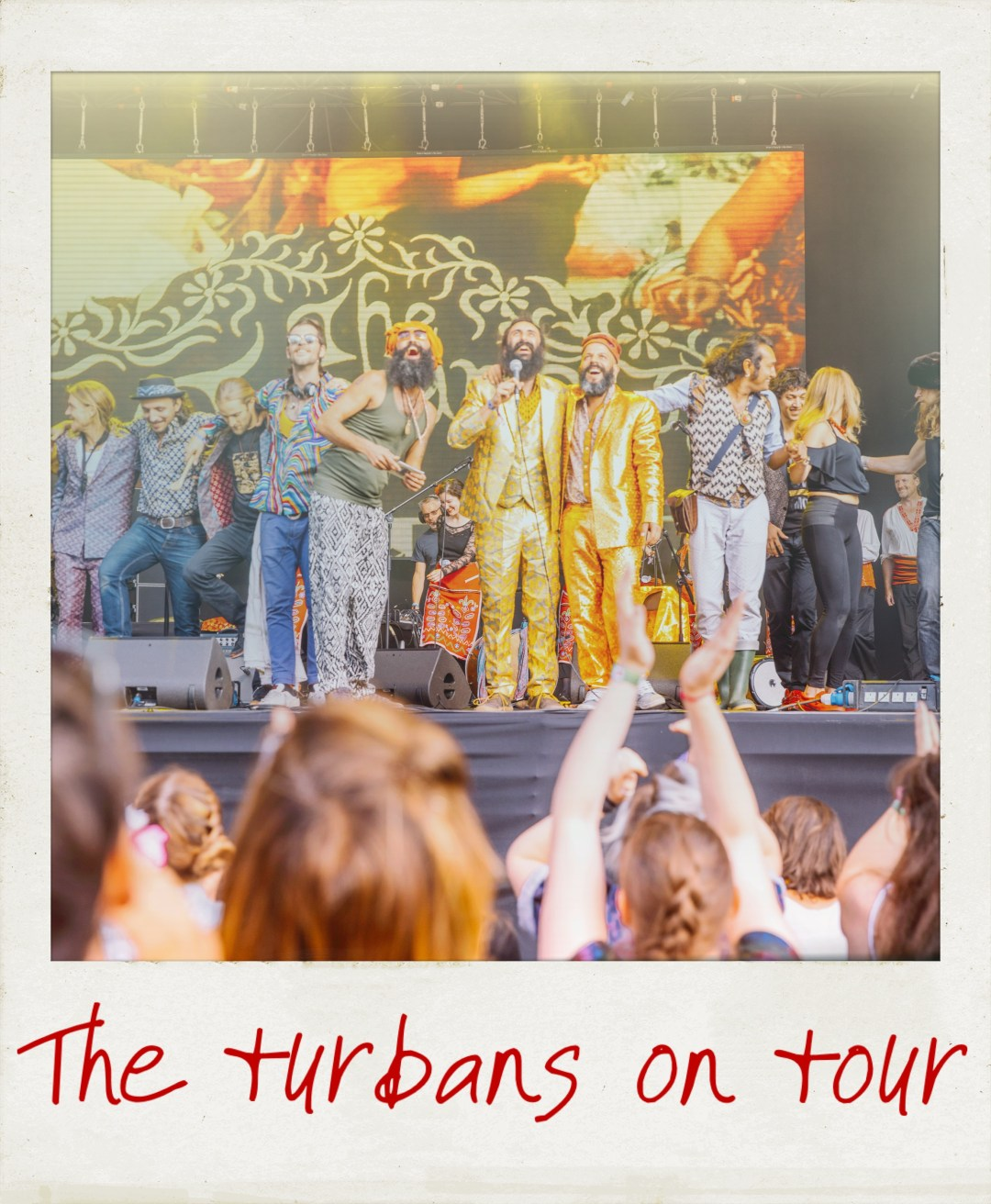 New Tour Dates For The Turbans Just Added