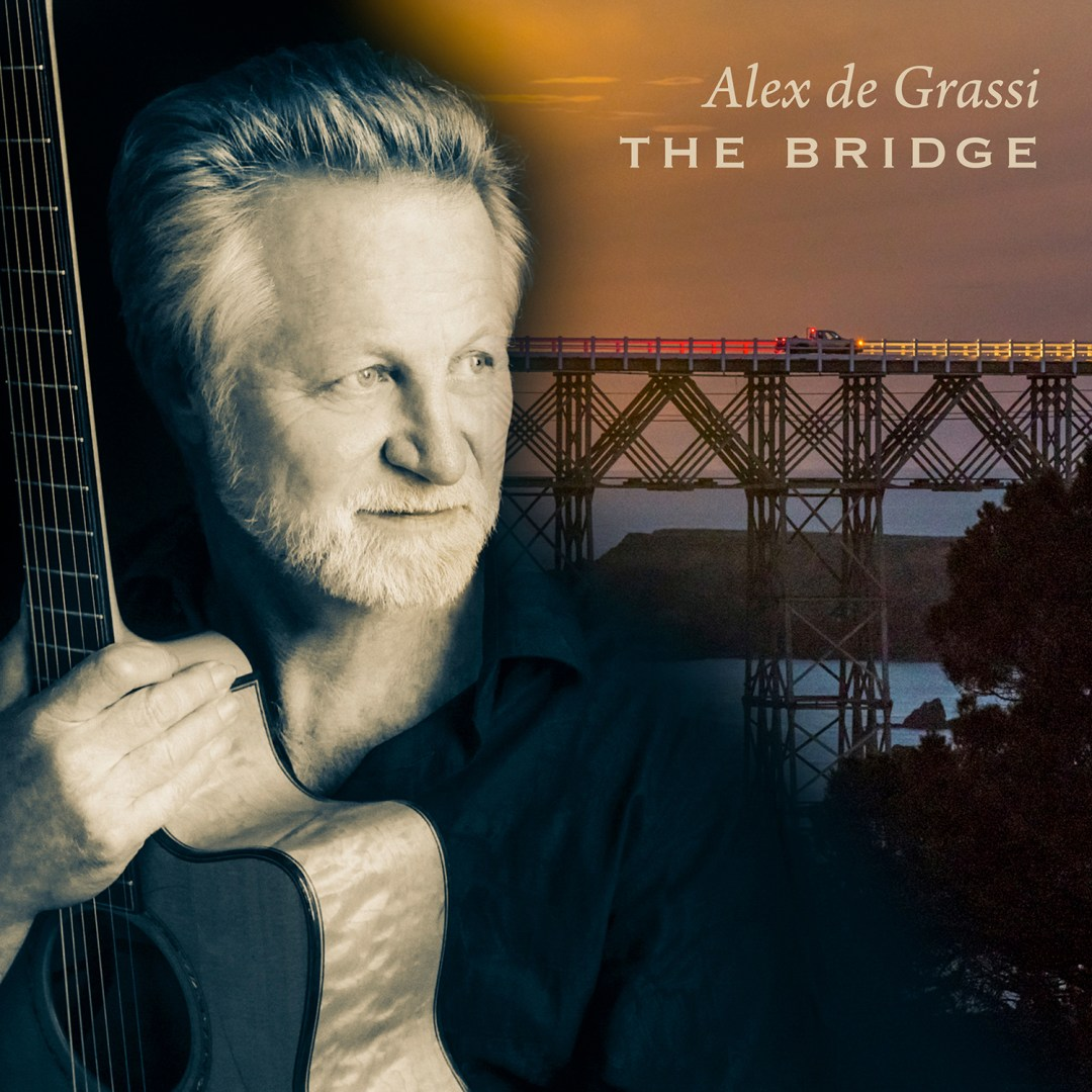 "Popmatters premieres Alex de Grassi's video for ""The Bridge"""