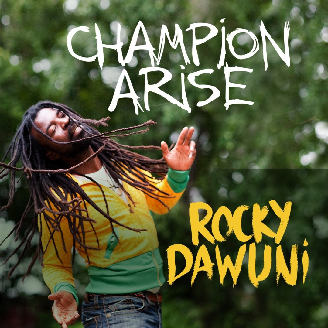 "ROCKY DAWUNI DEBUTS ""CHAMPION ARISE"" VIDEO ON MUSIC-NEWS.COM"