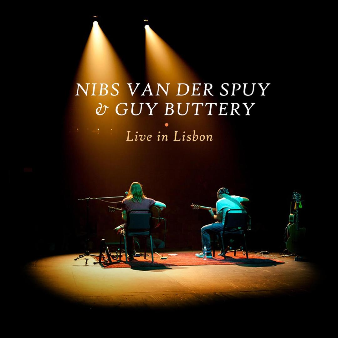 Guy Buttery Live In Lisbon Vover