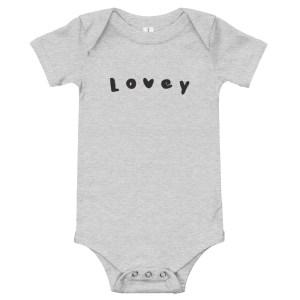 Lovey Baby Bodysuit