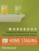 home staging business workbook