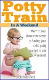 potty train in a week