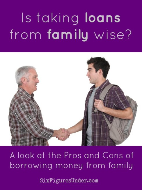 As family members see you struggling with debt, they may want to help. Perhaps they have been in your shoes and know what you are going through. Maybe they are just generous and want to contribute. Is accepting loans from family members a good idea?