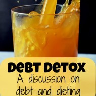 Debt Detox– A discussion on Debt and Dieting