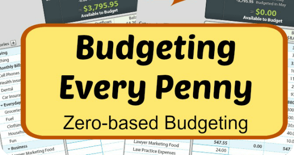 Budgeting Every Penny: Zero-based budgeting to have more freedom and pay off more debt