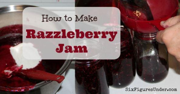 How to Make Razzleberry Jam Tutorial