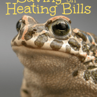 Our Strategy for Saving on Heating Bills