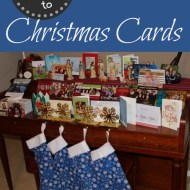 6 Great Ways to Save Money on Christmas Cards