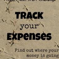 Track Your Spending– Frugal Fresh Start- Day 3