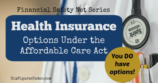health insurance options fb