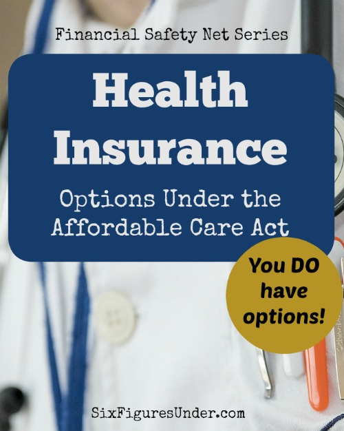 Even with the Affordable Care Act, you still have options available for health insurance. Here's a thorough look at health insurance options under the ACA.