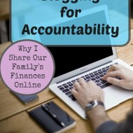 Benefits of Blogging for Accountability (…and why I started blogging)
