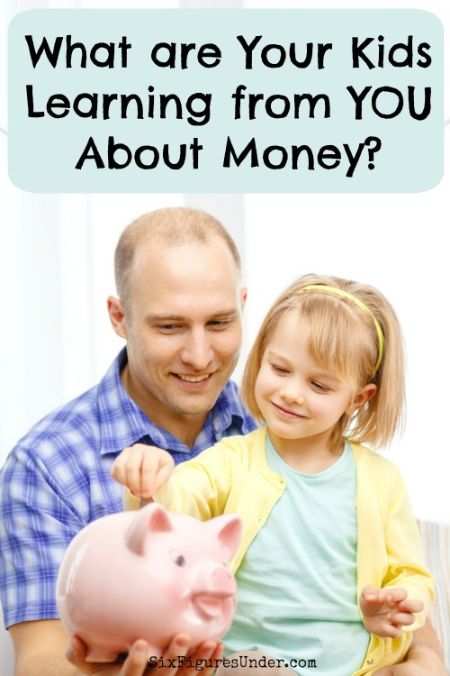 If we don't teach kids about money, they will still learn. It just won't be what we want them to learn. We need to be more intentional with what we teach our kids about money.