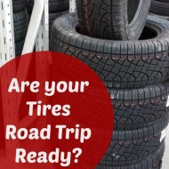 Are Your Tires Road Trip Ready?