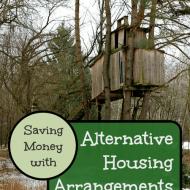 Saving Money with Alternative Housing Arrangements