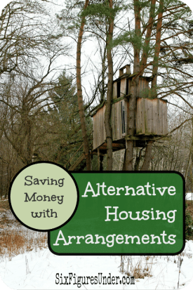 save money with alternative housing arrangements