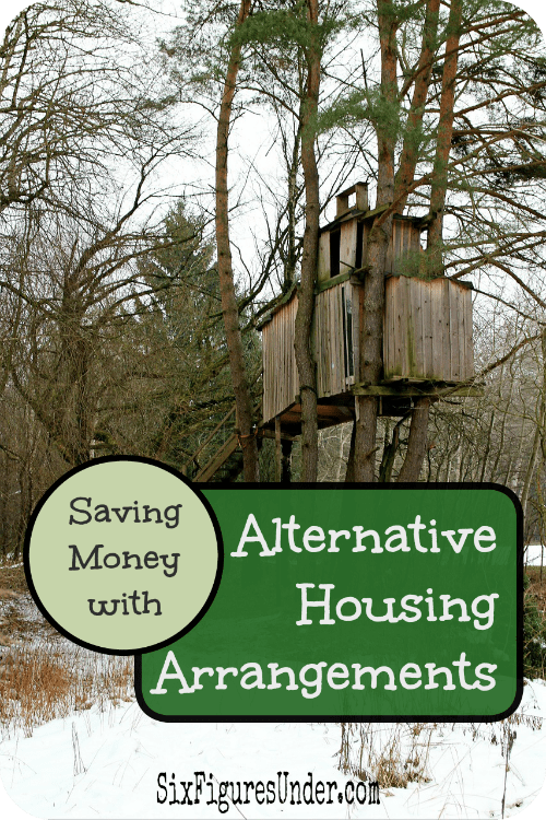 Alternative housing arrangements aren't for everyone, but if you're working to pay off debt, they might be just the thing. Here are some housing ideas you may not have thought of!