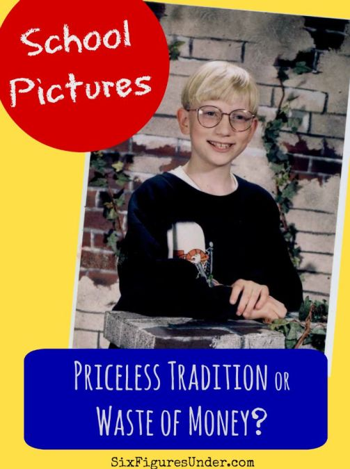 Are School Pictures Worth It? Annual school pictures have been a well-kept tradition for generations. Have times changed enough to turn what was once priceless into a waste of money?