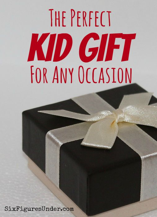 While it's exciting at first to be inundated with new toys and gadgets at birthdays and holidays, they easily fall by the wayside and end up creating kid clutter. Give a gift that will increase in value and long outlast the toys.