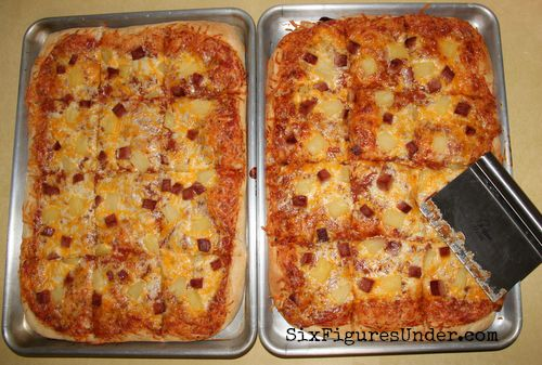 Recipe and Tutorial for the Best Homemade Pizza