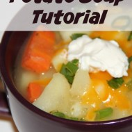 Versatile and Easy Potato Soup Tutorial