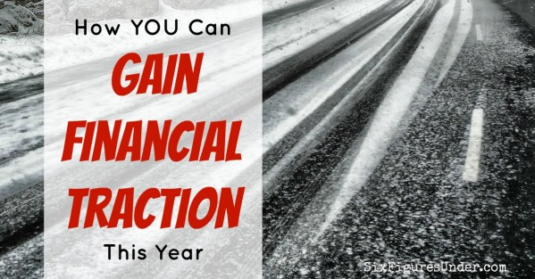Learn how you can gain financial traction this year