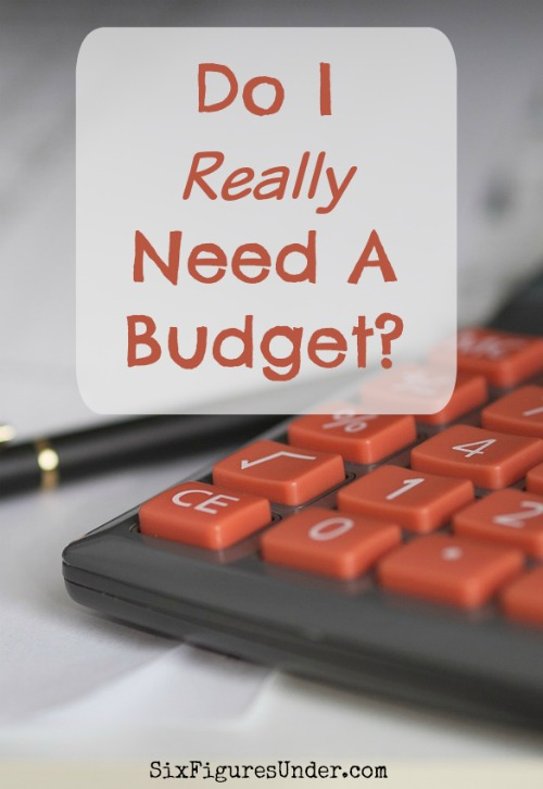 Budgeting gets a bad rap. A lot of people think a budget is restrictive, time consuming, and means you must be poor. While none of those are true, you may feel like you don't want to be bothered with a budget or even that you don't need a budget.
