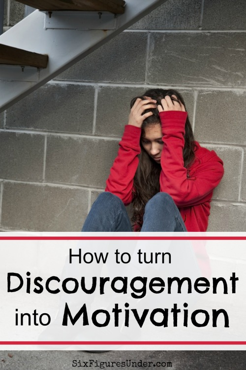 Do you ever catch yourself thinking that life will be so much better when you are debt-free? Instead of letting discouragement suck all of the energy and motivation out of you, learn to turn your debt discouragement into motivation to be debt-free. Not only will it speed up the process of paying off debt and be happier in the meantime.