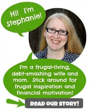 Welcome to Six Figures Under! I'm Stephanie! Come read our story of how we got into and paid off six figures of debt!