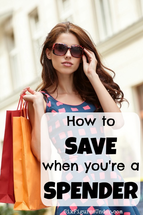 Want to take an honest look at your unhealthy spending habits and get motivated you to make changes so you can SAVE money even though you're a SPENDER?