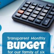 December 2016 Budget Update