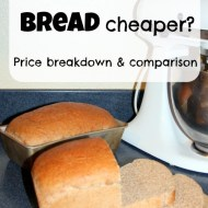 Is it cheaper to make your own bread? 🍞 Price breakdown and comparison for homemade bread